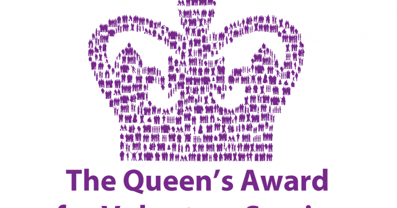 Rutland Rotaract Family Support Centre awarded the Queen's Award for Voluntary Service.